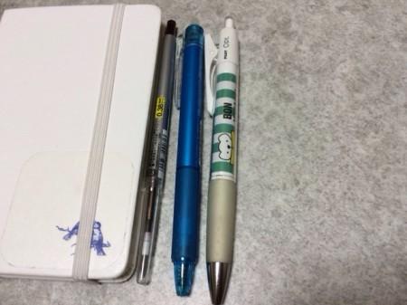 色んなペンがありますよね