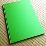 手製本ノートを作りました。