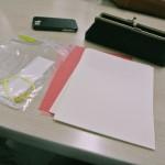 自作手帳のための製本講座【日本手帖の会さん主催】
