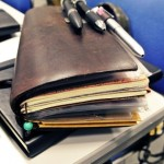 Notebook in 東京文房具会♪