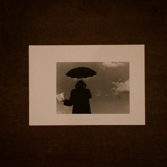 植田正治写真美術館で購入。 好きな写真家のひとり。