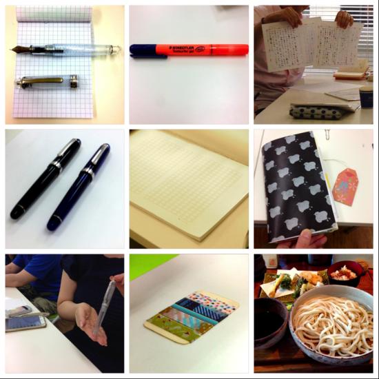 2008年から続く文房具をテーマにした朝活「文房具朝食会」で紹介された素敵文具の数々。ユーザーだけでなくメーカーやメディアの方も参加されることがあるので、とても勉強になります。