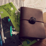 【・・・&Notebook Vol.2】アナログな旅の作法と迷いびと