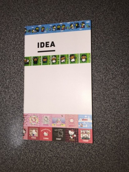 ジブン手帳のIDEA