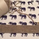 ジッパーケースを毛糸で作ってみる。Part4.5「未完のレギュラー」