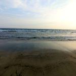文具と浜辺と散策と。