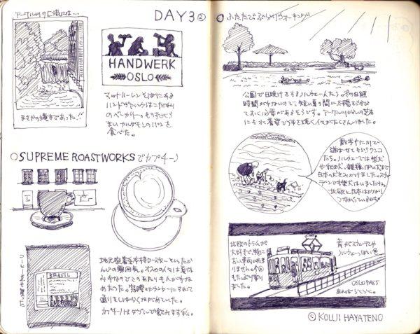 オスロ旅日記