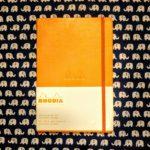 ゆくノート,くるノート:Webbie(Rhodia Webnotebook)レビュー