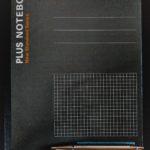 ノートのサイズ再考(レビュー:PLUS NOTEBOOK New Standard Series : G 5mm 方眼 A4)