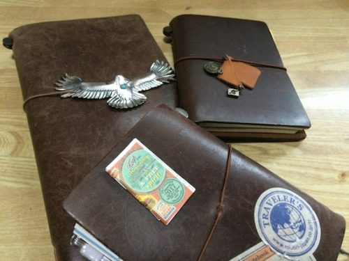 トラベラーズノートブック