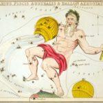 北落の明星光彩を動かし 南征の猛将は雷雲に如(に)たり〜みずがめ座とうお座