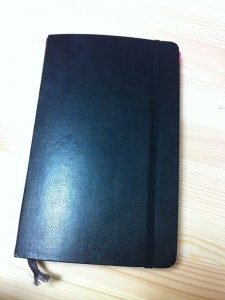 Magic Moleskine