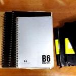 ノートブックは正直 notebook no taboo