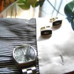 Dress Shirt & Cufflinks