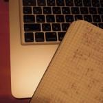 記憶と思考を探るためにノートブックを使う