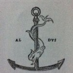 知のイルカと制する錨