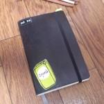 私は、仕事ノートに何を書いているのか