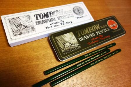 トンボ鉛筆100周年記念復刻モデル