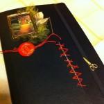 ノートブックにすきな世界をとりこむ