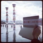 """【ノートブックがない旅なんてVol.34】""""I AM HERE"""" × TRAVELER'S notebook"""
