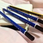 鉛筆が、好きだ。
