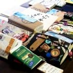 【notebookな企画展vol.6】今年も開催!旅ノートコレクション展vol.2