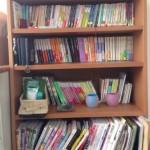 本棚は、その人の頭の中身
