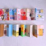 紙の保存とコラージュブック